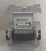 Tyco Electronics J1510 Coil Relay, 24vac, 50/60 Hz,3/4hp 125/205vac, 910-410q100