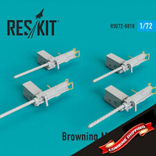Reskit Rsu72-0018 Browning M50 (4 Pcs) Upgrade Set 1/72
