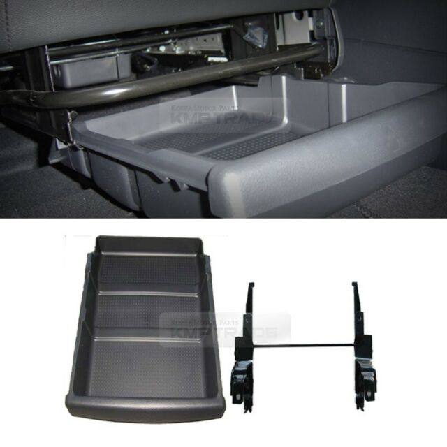 OEM Genuine Front Seat Under Tray + Rail 2P for KIA 2005 2006 2007-2010 Sportage