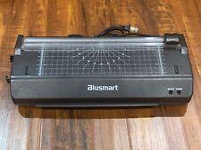 Blusmart A4 Hot Amp Cold Black Thermal Laminator Amp Cutter Tested Amp Working