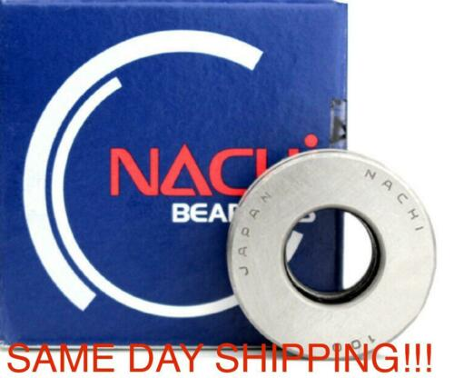 SAME DAY USA SHIPPING !!! NACHI JAPAN 51201 Thrust Ball Bearings 12x28x11mm