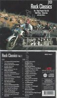 CD--VARIOUS UND ROCK CLASSICS VOL.1--ORIGINAL SONGS   DOPPEL-CD