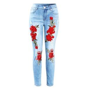 Pantalones Jeans Nueva Moda Para 2019 Ropa de Mujer Colombianos Rasgados Rotos