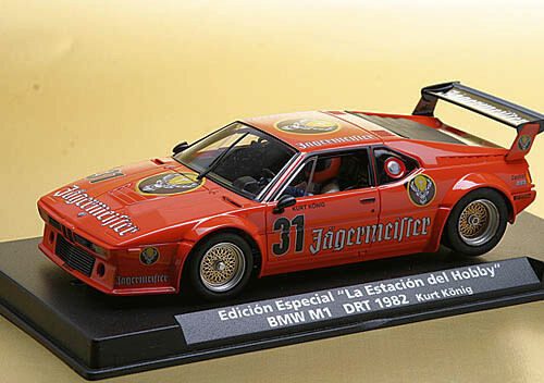 Fly E1303 BMW M1 DRT 1982 Edicion Special Hall of the Hobby New New