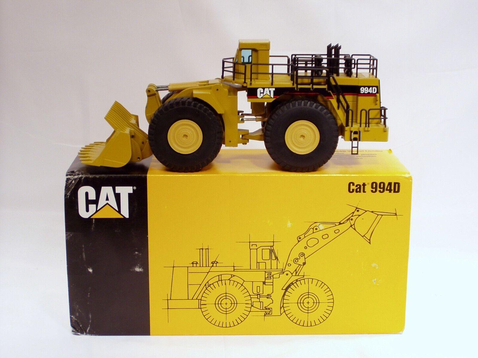 Caterpillar 994D Cochegador De Rueda - 1 50 - NZG  478 - N. Menta en caja