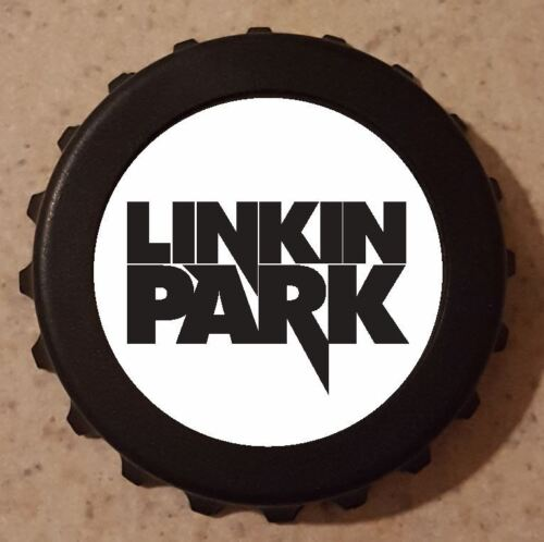 "Linkin Park Bottle Opener Refrigerator Magnet 3/"" B29 Kitchen Bar Gift"