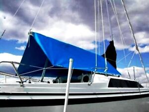 Image is loading Boom-Tent-10-039-by-10-039-Sailing- : sailboat boom tent - memphite.com