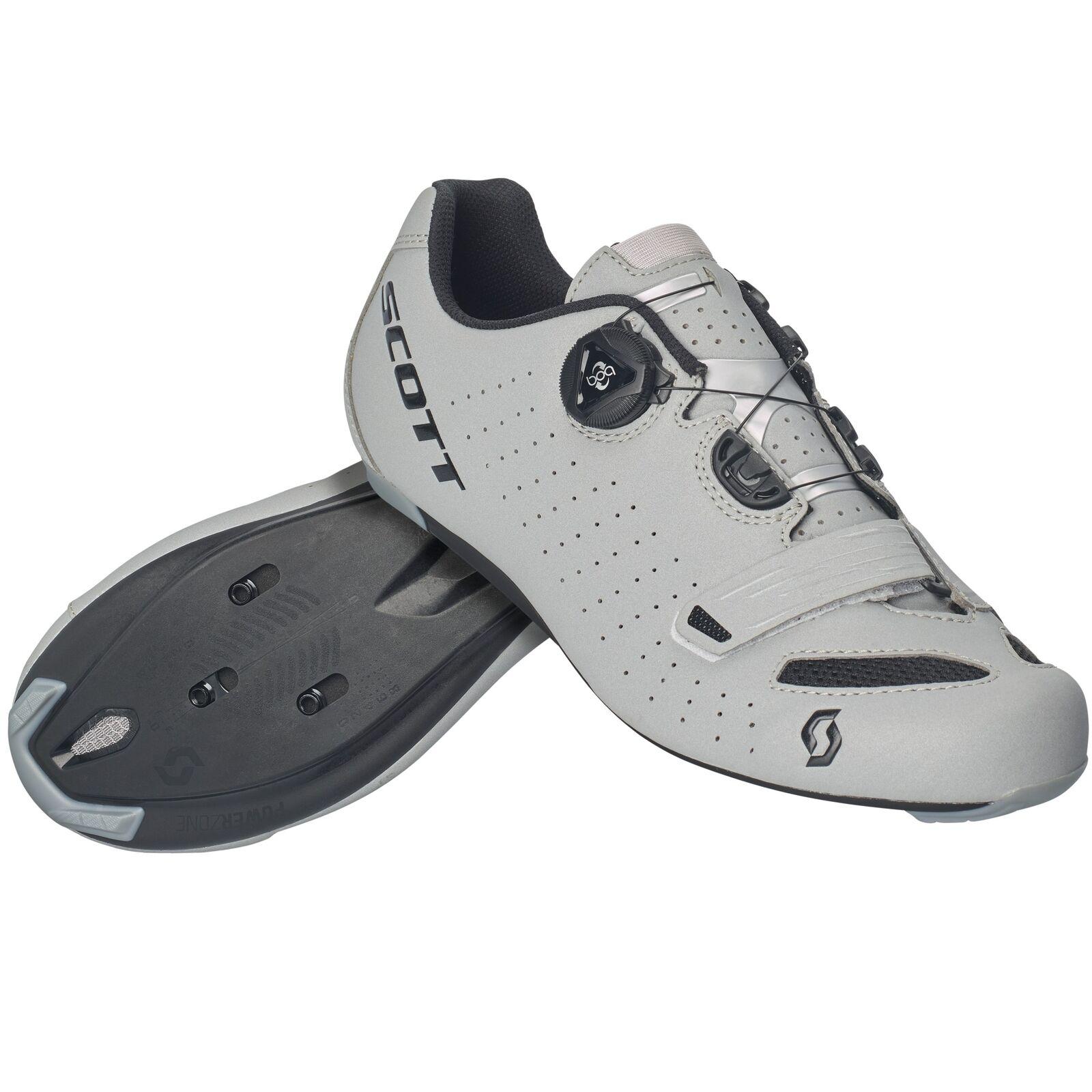 Scott Road Comp Boa ReflecBindenve Womannens schoenen UK 4.5  Eur 37