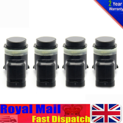 4 Parking Sensor PDC For FORD Galaxy Mondeo IV S-Max 6G92-15K859-CA 6G9215K859EA
