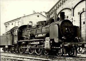 DDR-Sammelbild-Foto-AK-Dampflokomotive-Eisenbahn-Normalspur-Lok-Baureihe-38