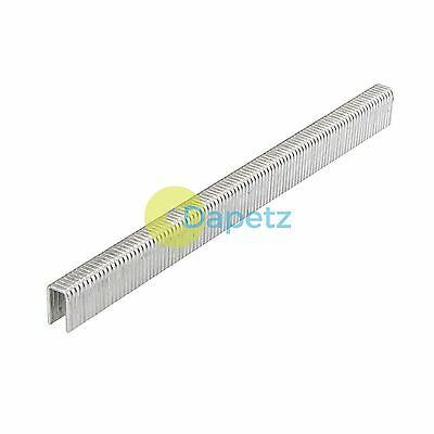 5000Pki Type 90 Staples Nails Air - 5.85 X 10 X 1.25mm For 18 Gauge Air Staplers
