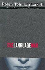 The Language War, Lakoff, Robin Tolmach, Good Condition, Book
