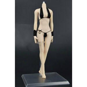 1-6-Scale-White-Skin-Female-Seamless-Body-Action-Figure-for-Phicen-Clothes