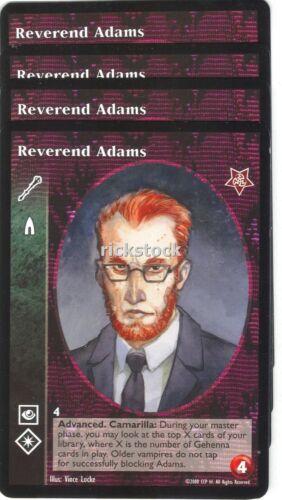 Reverend Adams x4 Ventrue TR ADV