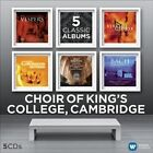 Choir of King's College Cambridge: 5 Classic Albums (CD, Jan-2014, 5 Discs, Warner Classics (USA))