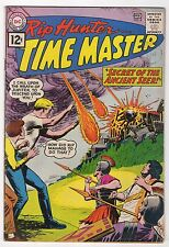 Rip Hunter Time Master #6   (DC Comics 1961) FN