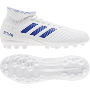 Adidas Boys Football Shoes Boots Kids Predator 19.3 AG Boy Soccer Cleats D98010