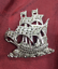 Rare-Vintage-Marcasite-Galleon-Sailing-Ship-Brooch-by-BJL-c1950s thumbnail 1