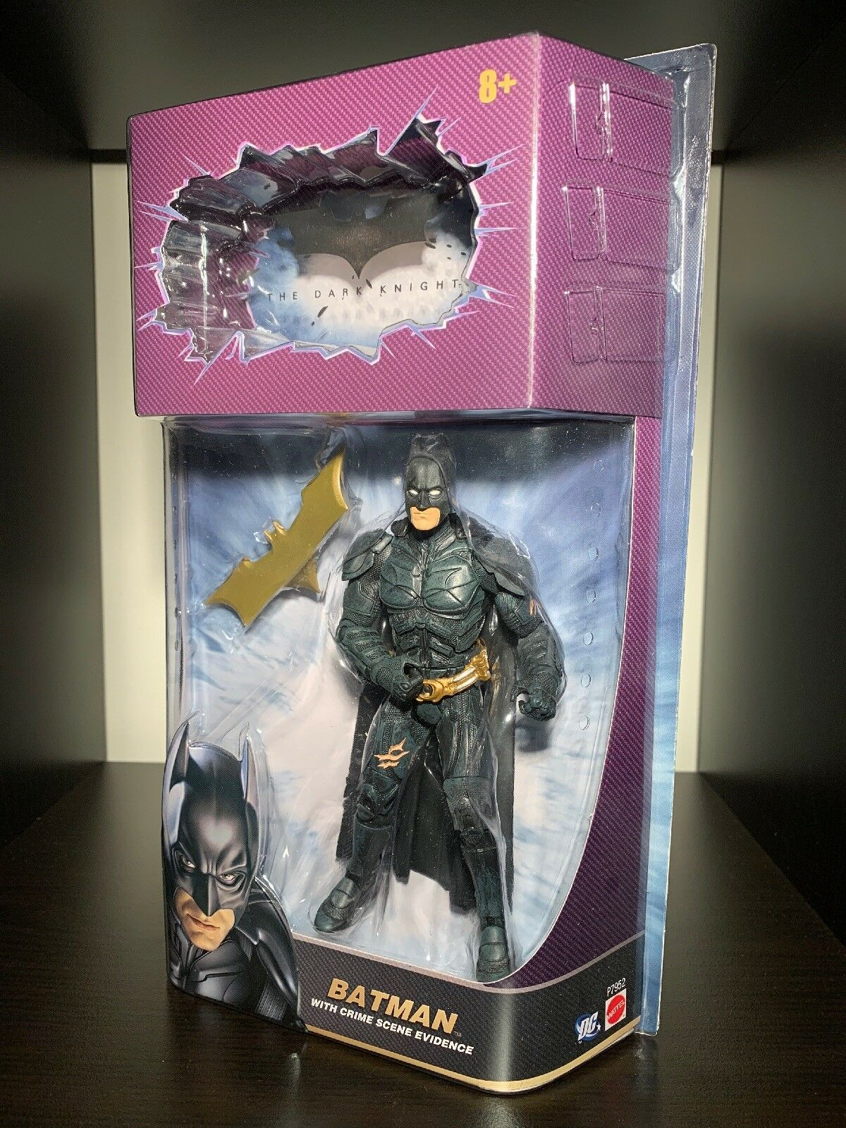 Bathomme Night  Vision bataille Dark Knight Mattel Movie Masters Matty Exclusive  qualité pas cher et top
