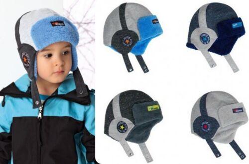 Kids Hats// Warm Winter Boys Lining //Made in EU// 1.5-4 YEARS