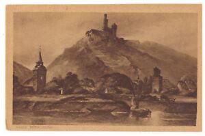 Ansichtskarte-Braubach-Marksburg