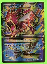 1x Mega Gyarados EX Full Art 115/122 - Near Mint Breakpoint Pokemon TCG Holo