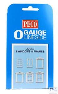 Peco LK-764 O Gauge Bicycles Pack 8