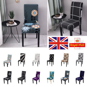 Stretch-Spandex-Chair-Covers-Slipcover-Dining-Room-Wedding-Banquet-Party-Decor-J