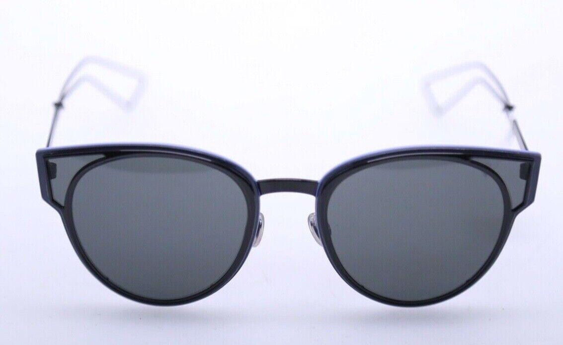 Christian Dior SCULPT 006P9 Black Cat-Eye Sunglasses (#102)