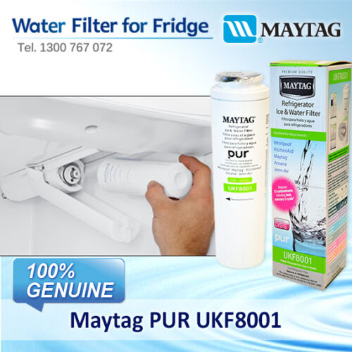 2 Pack of Maytag UKF8001 Refrigerator Water Filter  for  GC2225GEKS or More