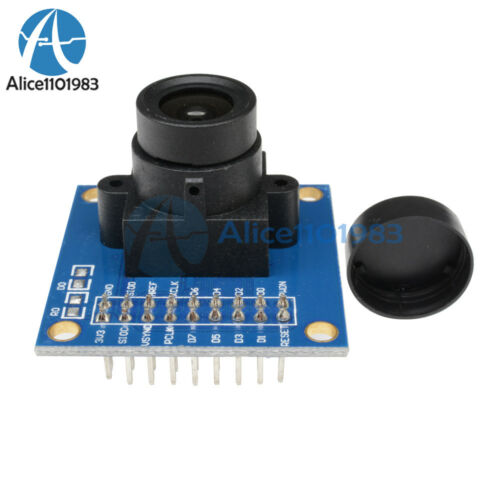 10PCS VGA OV7670 CMOS Camera Module Lens CMOS 640X480 SCCB with I2C Interface