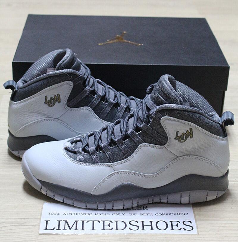 Nike air max e in grigio scuro / lupo grigio nero