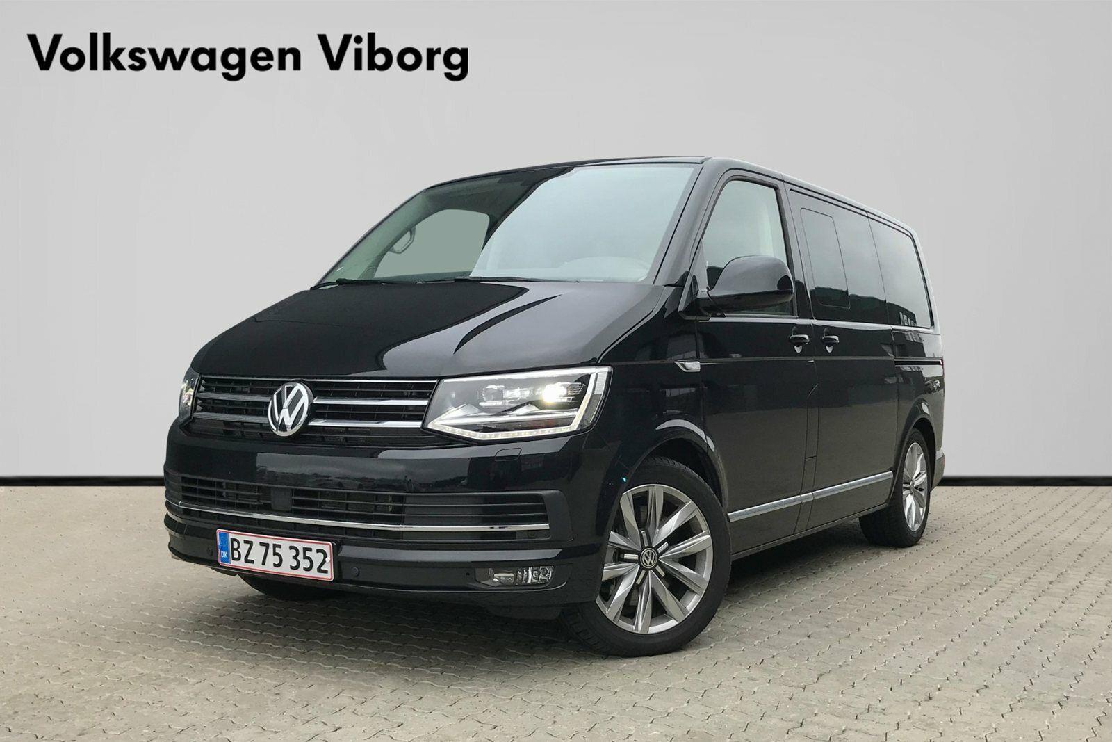 VW Multivan 2,0 TDi 204 Highline DSG kort - 899.900 kr.