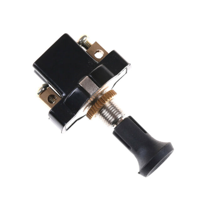 High performance On-Off Long Push Pull Switch 12V Screw Termin NDHACX