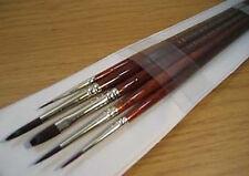 Pro Arte Brush Set - Acrylix for Acrylic Painting (W8)