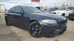 2012 BMW M5 4dr Sdn