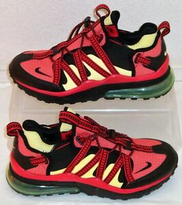 newest ce6c2 bc077 Details about New Nike Air Max 270 Bowfin Red Mens US Size 9 UK 8 EUR 42.5  CM 27 AJ7200 003