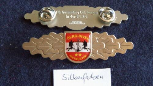 Orden Österreich Lebens Rettungs Gesellschaft Leistungsspange silbern Taucher #3