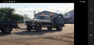 74 f350 tow truck