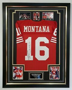 free shipping 79f29 27f20 Details about LUXURY NFL AMERICAN FOOTBALL FRAMES JERSEY FRAMING We frame  your shirt for you!