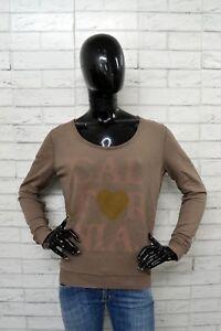 Felpa-TOMMY-HILFIGER-Donna-Taglia-Size-M-Donna-Woman-Sweater-Jumper-Cotone