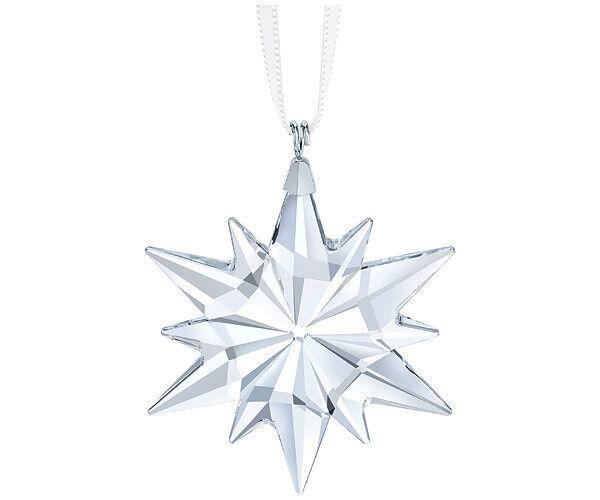 Scs Decorazione Swarovski Stella Natale Piccola Little Star 2017 Oro 5268831