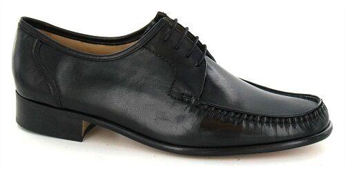 Grenson S' CEWE 'Herren schwarze geschnürte Leder Schuhe G G G PASSFORM 350af8