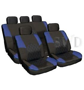 Leather Look Car Seat Covers Uk