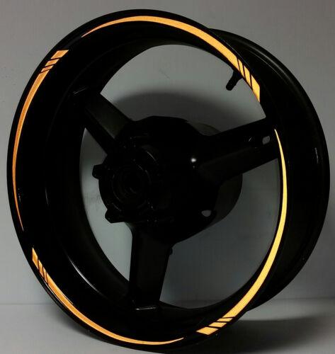 REFLECTIVE RIM STRIPE WHEEL DECAL TAPE STICKER BMW S1000RR S1000R KS1200 S R GS