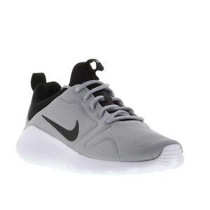 e78d91e21c7e Mens Nike Kaishi 2.0 833411-001 Grey Black White Running Shoes Sizes ...
