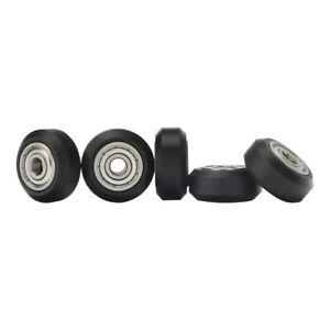 Anycubic-Chiron-3D-Drucker-D-Typ-POW-Riemenscheibe-mit-Doppellager-24x10-2mm-5pc