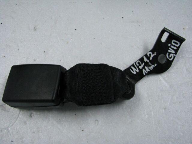 Mercedes W212 E class rear seat belt buckle A2128600669 used 2011