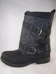 Rampage Justine Black Women's Boots Mid