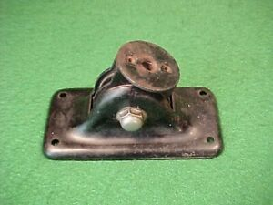 ANTIQUE-VINTAGE-WALL-TELEPHONE-TRANSMITTER-MOUNTING-BRACKET